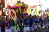 どんどん祭りパレード