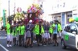 2012年どんどん祭り(パレード)