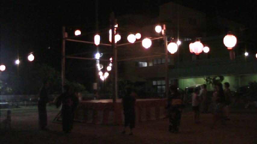 東区の盆踊り