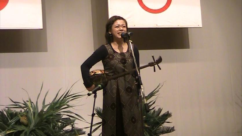 島口島唄の祭典(朝花・クルダンド)
