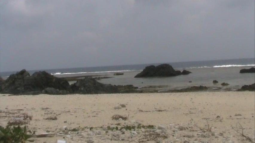 神之嶺海岸のパノラマ動画