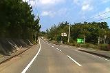 畦プリンスビーチ入り口付近(徳之島一周動画 No18)