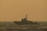 名瀬海上保安部の巡視艇?