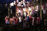 亀津中央通り会の夏祭り