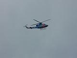 鹿児島県警ヘリコプ...