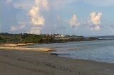 喜念浜から亀津方面を望む動画