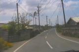 徳之島全島一周 No44 西阿木名集落(伊仙町境界線側)