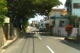 徳之島全島一周 No21 山集落のメイン通り