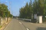 徳之島全島一周 No22 山中学校前より