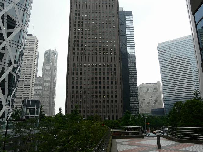新宿西口高層ビル群