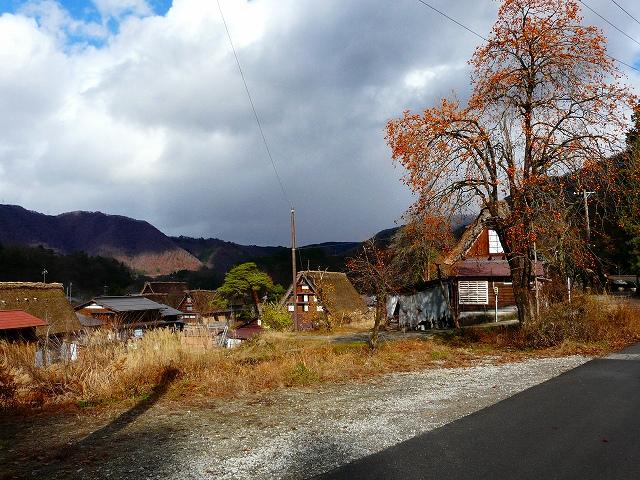 白川郷の風景