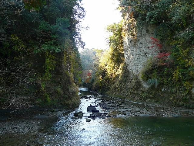 養老渓谷の風景1