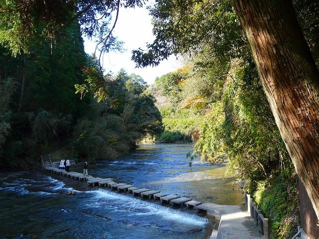 養老渓谷の風景2