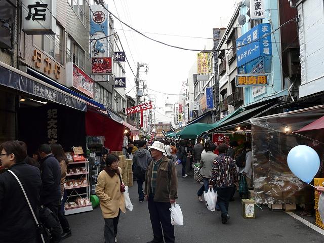 築地場外市場2