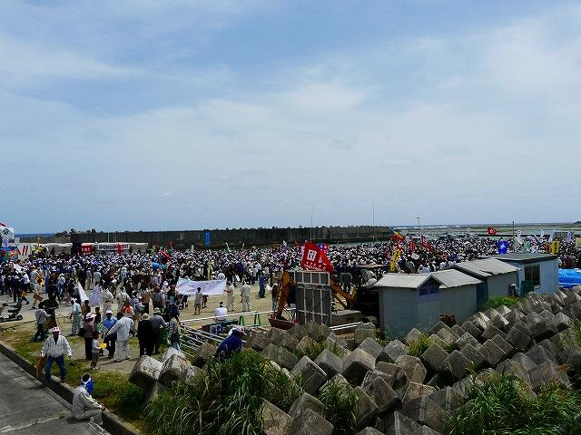 徳之島移設反対一万五千人集会3