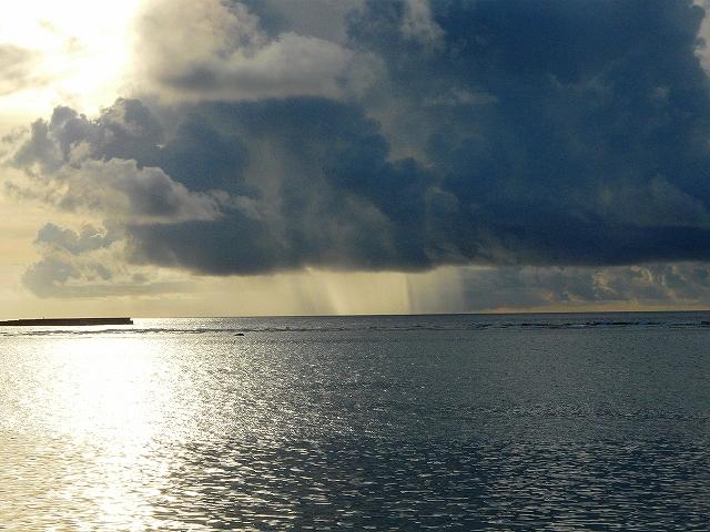 スコール雲