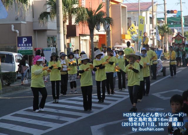H25年どんどん祭り(パレード 写真2 )