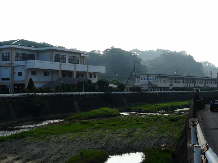 徳之島町立亀津中学校