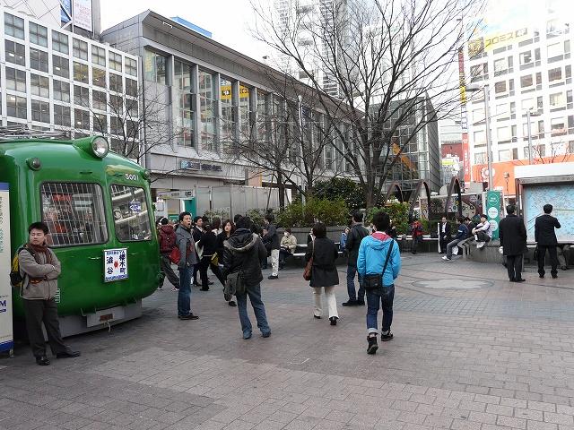 渋谷駅 ハチ公前広場