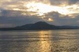 夕暮れの徳之島