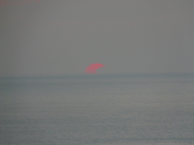 徳之島の部分日食 NO4