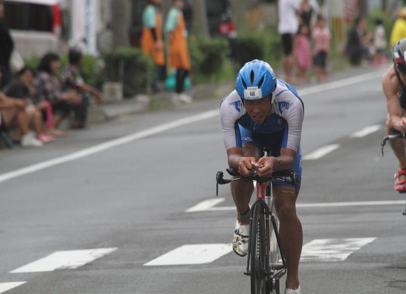 2014トライアスロンIN徳之島3位通過選手